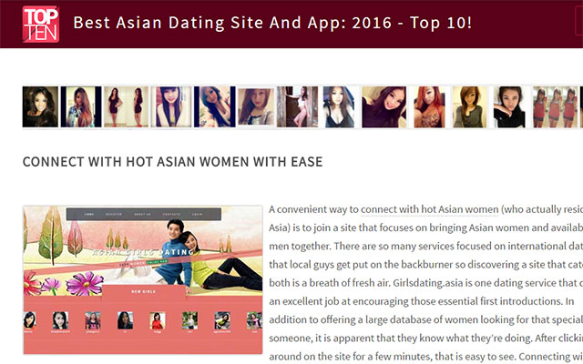 cimarron asian dating website Over 43 billion men and women live in asia, making up 60% of the world's  population, and asian-americans account for 56% of the american.